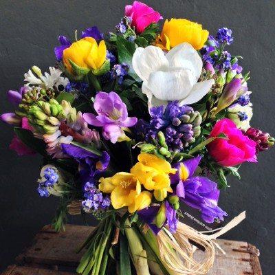 Sumptuous Spring Bouquet